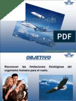 Fisiología Aeronáutica básica