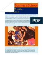 Taxila Pgdm Party