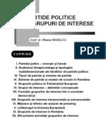 Prof M Nedelcu_Partide Gr Interese Prima Pagina