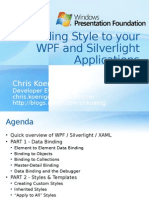 Adding Style to Your Microsoft WPF and Silver Light Applications