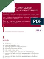 Tecnicas Para La Prevencion Del Fraude Electronico, CLAIN 2013 - J.jolly