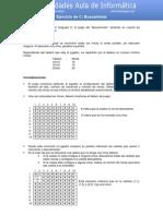 Programación Lenguaje C - El Buscaminas