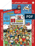 2013 Fishers Freedom Festival - Guide
