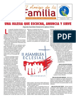 EL AMIGO DE LA FAMILIA domingo 16 junio 2013.