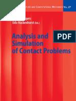 contact problem simulation