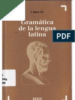Valentí Fiol(1999)-Gramática de la lengua latina.pdf