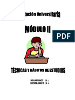 Manual de Tecnicas y Habitos de Estudios Eleisida Almonte