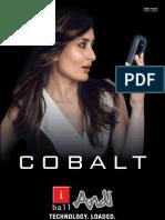 Cobalt new