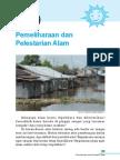 8. Pemeliharaan Dan Pelestarian Alam