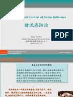 swine flu china prevention
