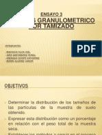 Informe 3 .....Analisi Granulometrico Por Tamizado