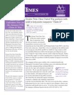 AccountAbility Minnesota Newsletter 12/06