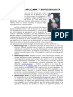 Reporte de Biotecnologia