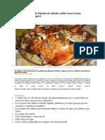 Auténtica receta de fritada de cabrito estilo Nuevo León