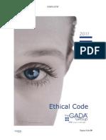Cod Etic the GADA Group