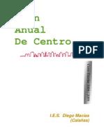 Plan Anual de Centro