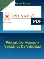 Principio Motor Electricos