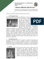 TP30 - INFORME REFINERÍA LUJÁN DE CUYO