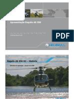 Apresentação Esquilo AS350