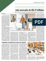 Beleza movimenta mercado de R$ 27 bilhões