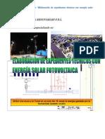 Curso Elaboracion Expedientes Solar Fotovoltaica Primera Edicion