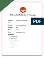 Trabajo IV El Proceso de Dirección en la Empresa (DIVISION DE TRABAJO PARA EXPO)