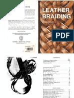 Leather Braiding - Bruce Grant