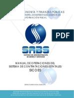 Manual de Operaciones Del SICOES
