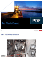 Arc Flash Event