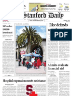 4/30/09 The Stanford Daily [PDF]