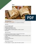 Burritos de Chihuahua
