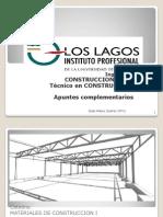 Materiales y Estructuras