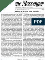 Nazarene Messenger - June 18, 1908