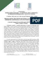 Federalismo e continuità dell'assistenza - 23 febbraio 2009