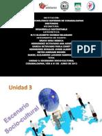 Unidad 3 de Desarrollo