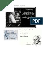 Frases y Pensamientos de Carl Gustav Jung 4ta