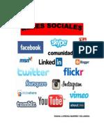 Redes Sociales Parcial