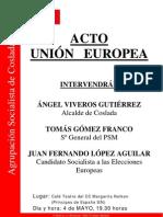 Coslada con Europa