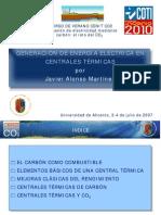 3. Generacion de Electricidad en Centrales Termicas Javier A