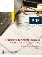 Blueprints for Rural Progress