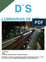 Catalogo de Luminarias Eco Innova