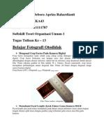 Teori Organisasi Umum 2 - 7