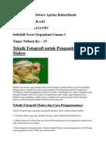 Teori Organisasi Umum 2 - 8
