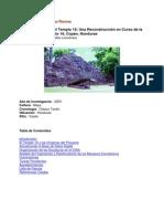 Investigaciones en el Templo 16; Una Reconstruccion en Curso de la Imagineria del Templo 16, Copan, Honduras..pdf
