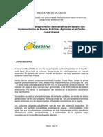 Plan de Aplicacion CORBANA 1 Website