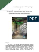 Apresentação do livro Poltergeist, o dilema da Parapsicologia