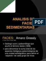Analisis de Facies Sedimentarias