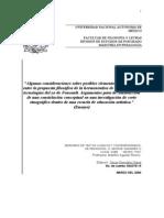 Ensayo sobre Hermeneutica y Fenomenología de Foucault