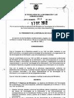 decreto-2618-de-2012