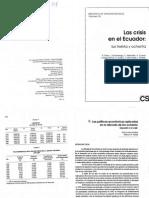 Armijos Ana_Flores Marco_Las Politicas Economicas Aplicadas en La Decada d Los Ochenta